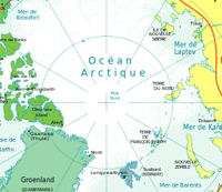Rêver d'arctique en Islam