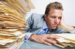 Problèmes de privation de sommeil