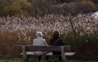 Rêver d'être assis sur un banc