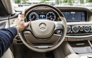 Rêver de conduire une voiture