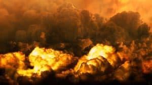 Rêver d'explosion et sa signification: