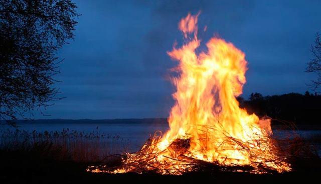 Que signifie rêver de feu ?
