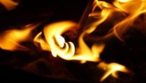 Rêver de feu et sa signification: