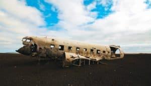 Rêver de crash d'avion et son interprétation: