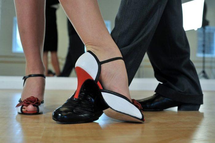 Rêver de danse tango: