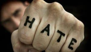 Que signifie rêver de haine ?