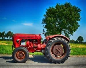 Rêver de tracteur et son interprétation: