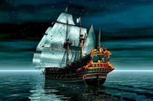 Rêver de navire et son interprétation: