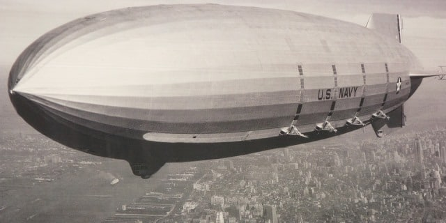 Rêver de zeppelin et son interprétation: