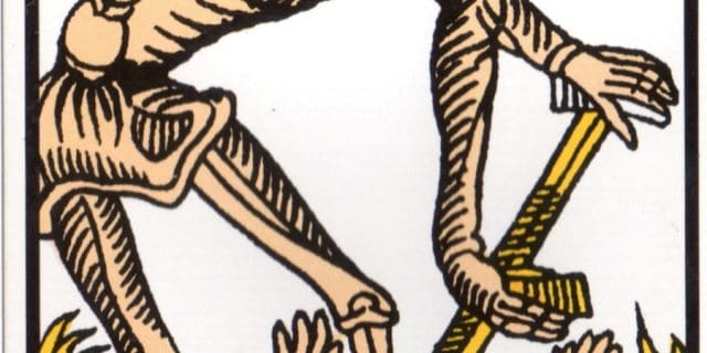 Rêver de la carte arcane sans nom et son interprétation: