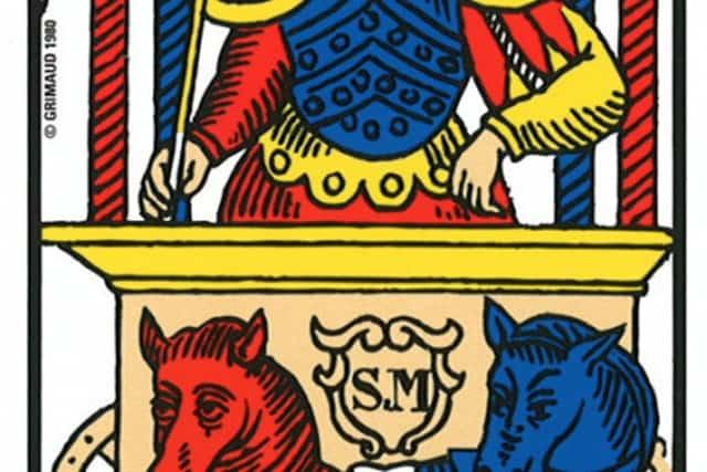 Rêver de la carte le chariot et son interprétation: