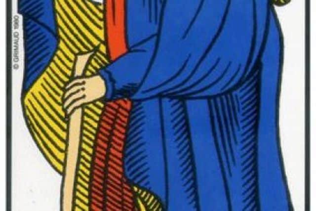 Rêver de la carte de l'hermite et son interprétation: