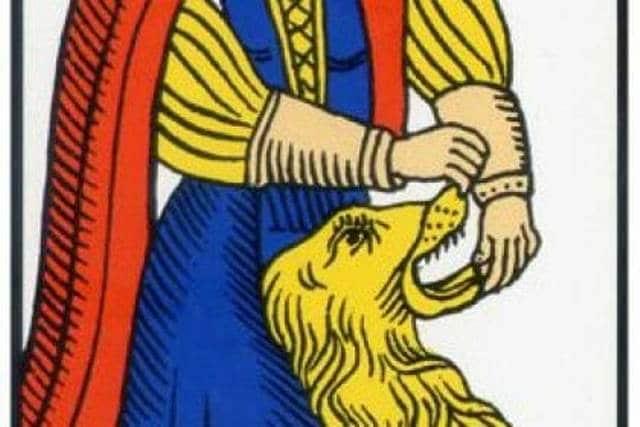 Rêver de la carte de la force et son interprétation: