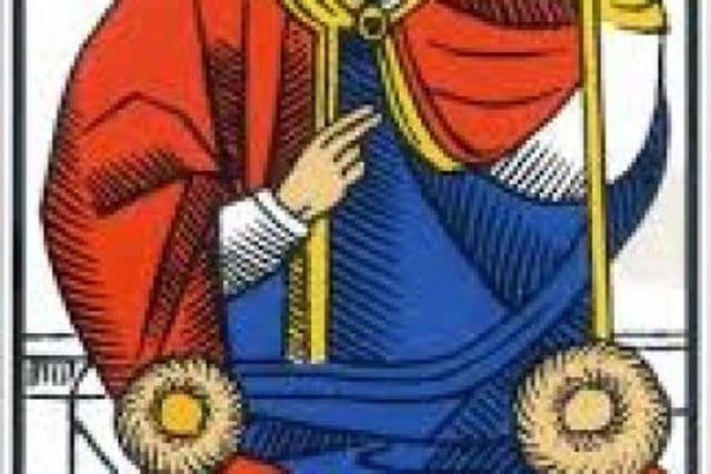 Rêver de la carte le pape et son interprétation: