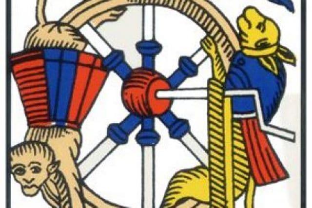 Rêver de la carte de la roue de la fortune et son interprétation:
