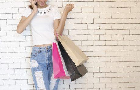 Rêver de sac shopping et son interprétation:
