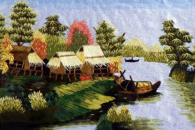 Que signifie rêver de tapisserie ?