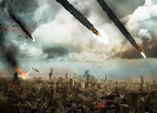 L'apocalypse dans les cauchemars