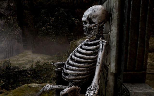Que signifie rêver de squelette ?