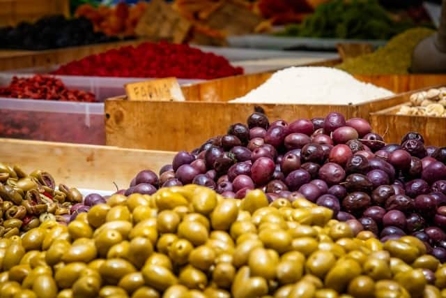 Que signifie un rêve d'olive ?