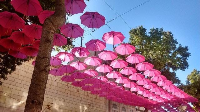 Le rêve d'ombrelle et sa signification: