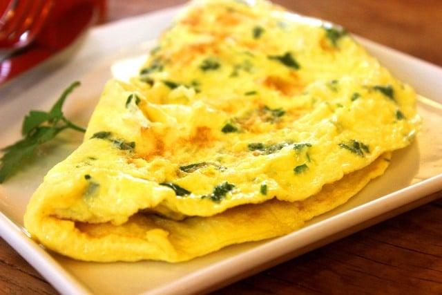 Le rêve d'omelette et sa signification: