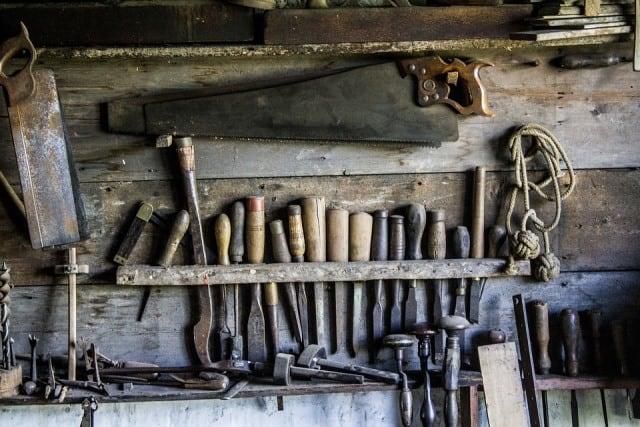 Le rêve d'outils et sa signification: