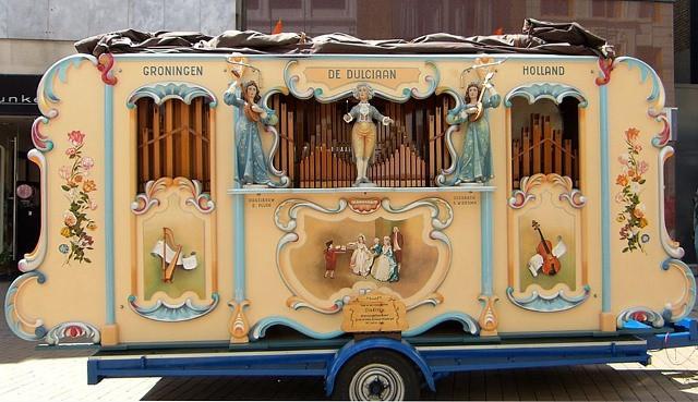 Le rêve d'orgue de barbarie et sa signification: