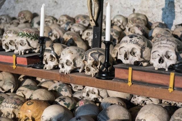 Le rêve d'ossuaire et sa signification: