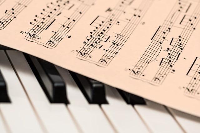Que signifie un rêve de notes de musique ?