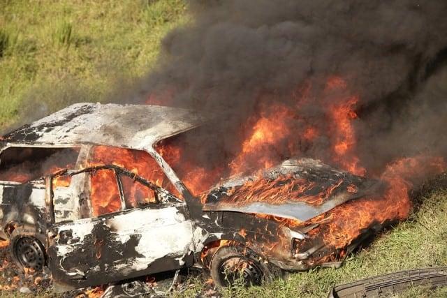 Pourquoi rêver de voiture en feu ?