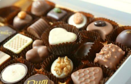 Que signifie un rêve de chocolat ?