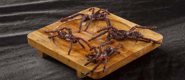 Que signifie un rêve de manger une araignée ?