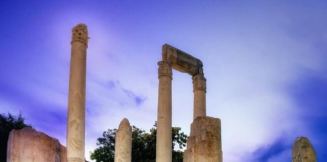 Que signifie un rêve de colonne ?