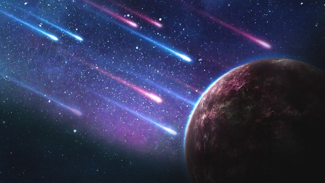Que signifie un rêve de comète ?