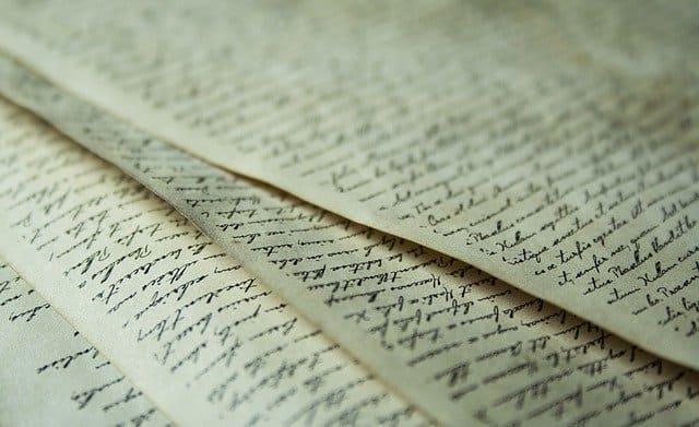 Que signifie rêver de document ?