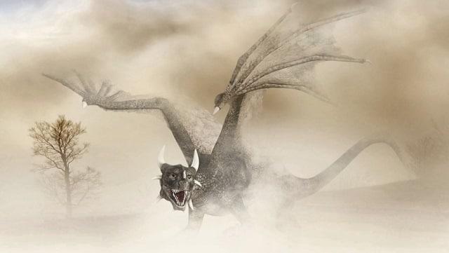 Que signifie rêver de dragon ?