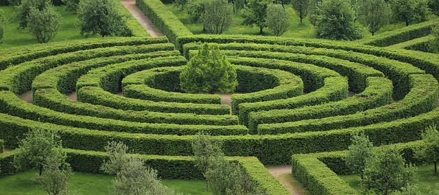 Que signifie rêver de labyrinthe ?
