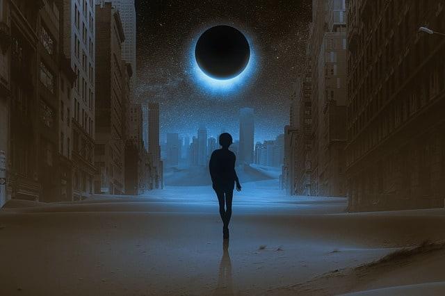 Que signifie rêver d'éclipse ?