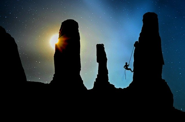 Que signifie rêver d'escalader ?