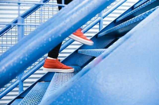Que signifie rêver d'escalier ?