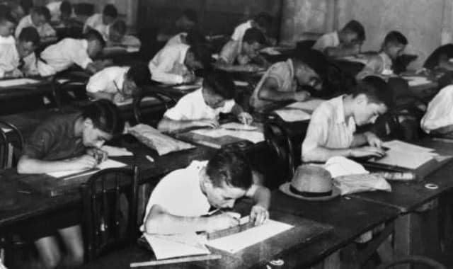 Que signifie rêver d'examen ?