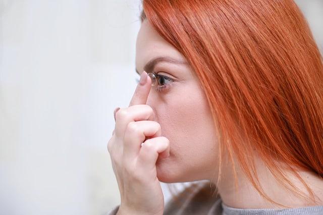 Que signifie rêver de lentilles de contact ?