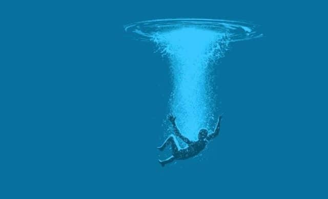 Que signifie rêver de tomber dans l'eau ?