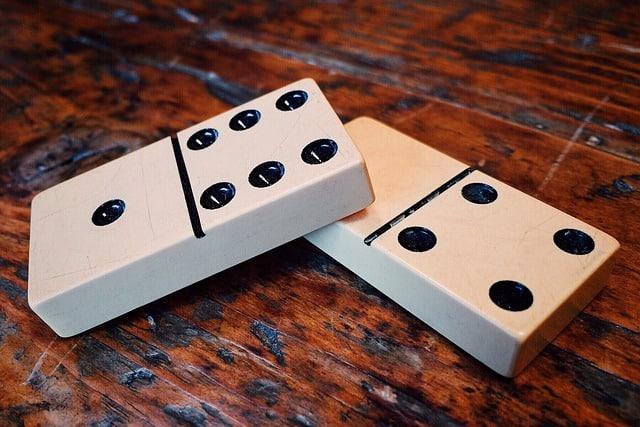 Que signifie rêver de dominos ?