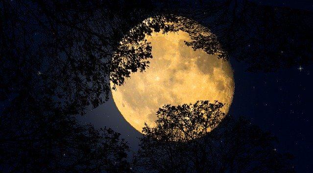 Que signifie rêver de lune ?