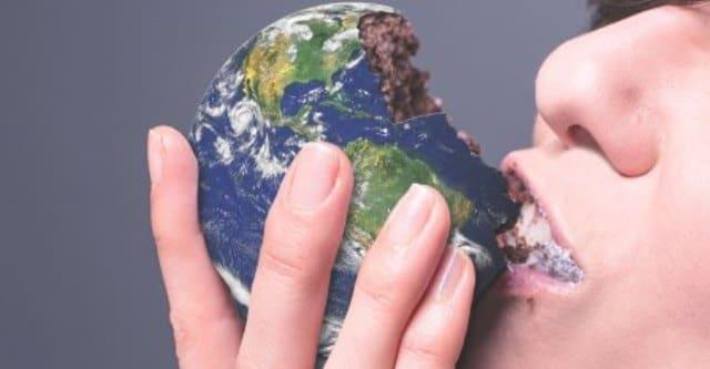 Que signifie rêver de manger de la terre ?