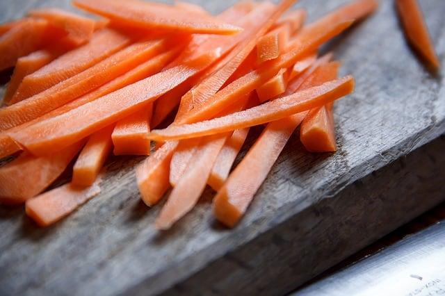 Que signifie rêver de manger des carottes ?