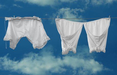 Que signifie rêver de sous-vêtements ?