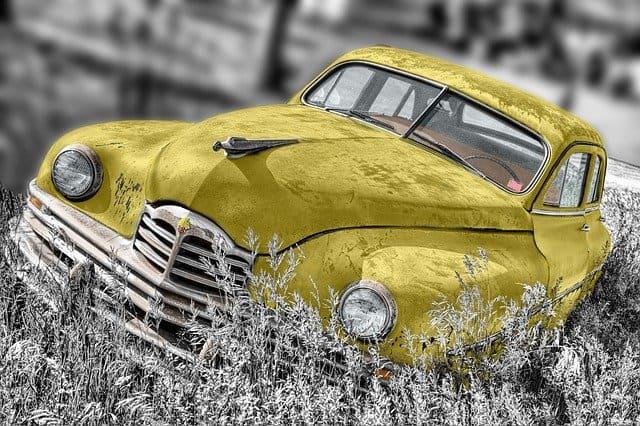 Que signifie rêver de voiture jaune ?